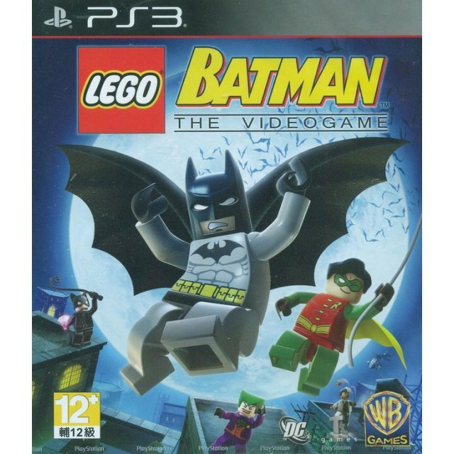 Lego Batman: The Video Game (English)
