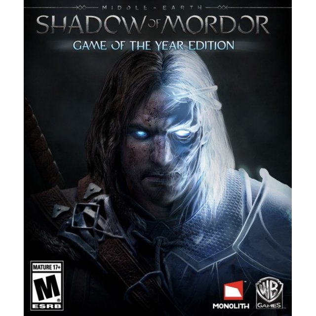 Middle-earth: Shadow of Mordor - Game of the Year Edition (English)