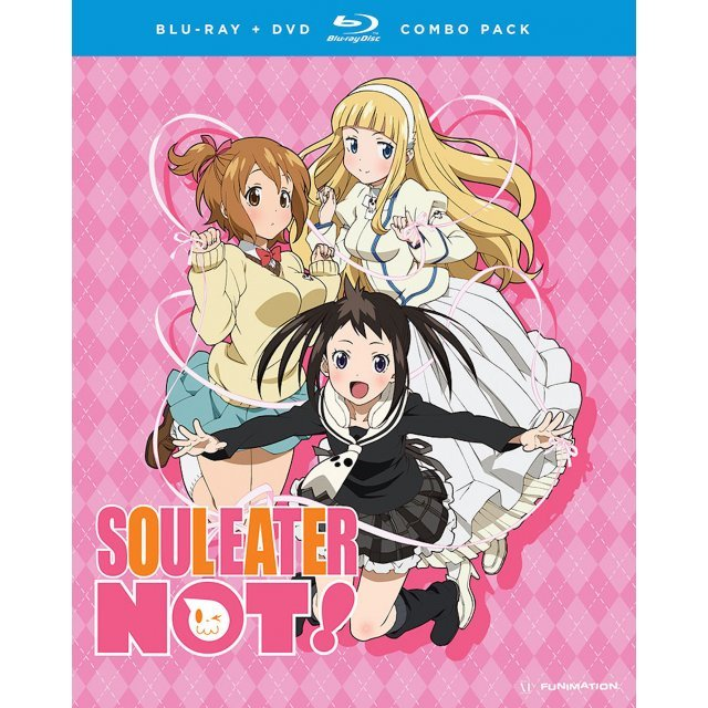 Soul Eater Not! Season 1 Complete Series [Blu-ray + DVD]