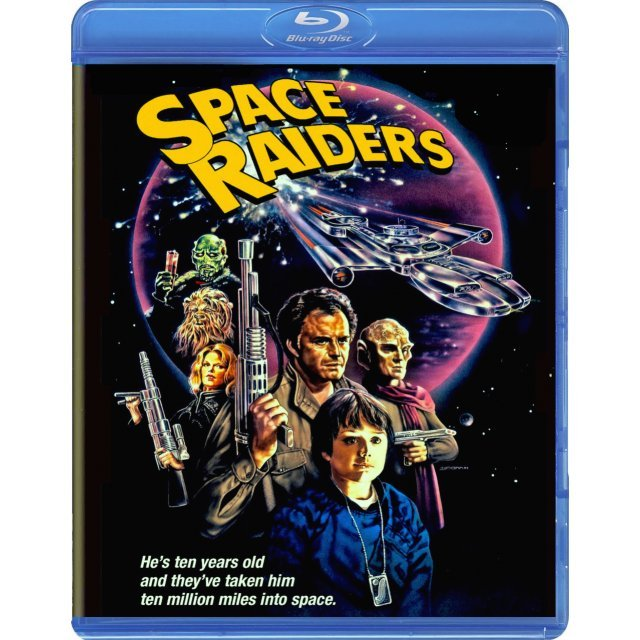Space Raiders [Limited Edition]