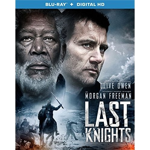 The Last Knights [Blu-ray+Digital Copy]