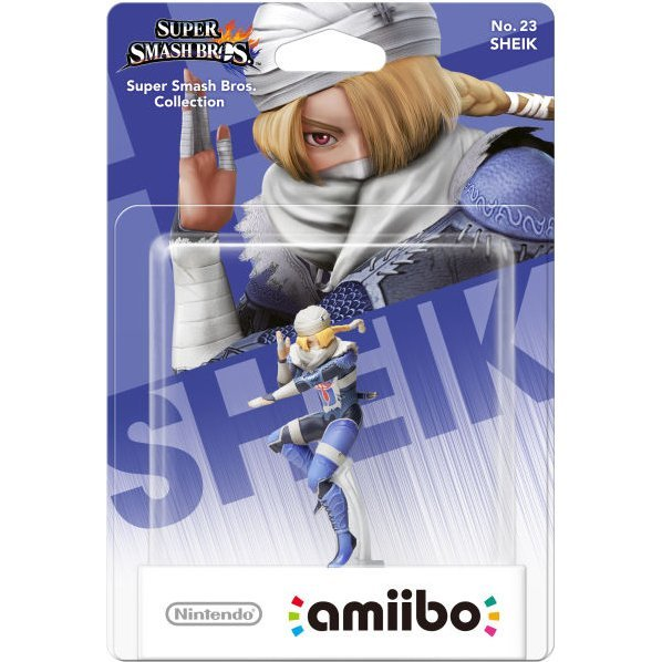 amiibo Super Smash Bros. Series Figure (Sheik)