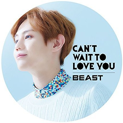 Can't Wait To Love You [Limited Edition Yoseob Ver.]