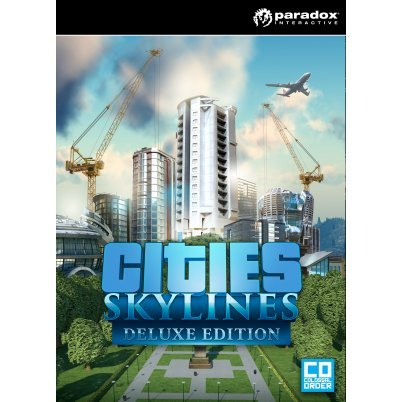 Cities: Skylines (Deluxe Edition + Pre-order Bonus) (Steam)