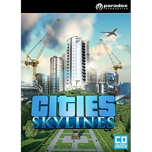 Cities: Skylines + Pre-order Bonus (Steam)