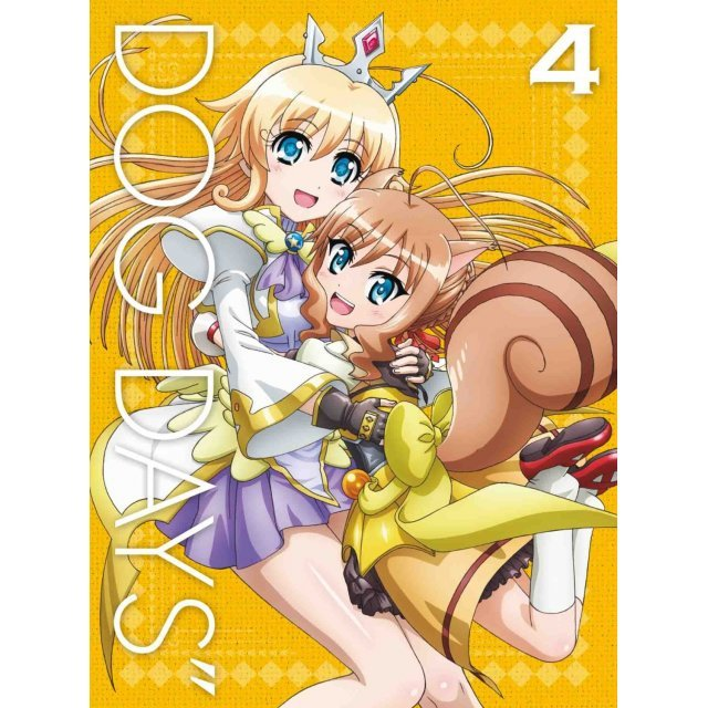 Dog Days Vol.4 [Limited Edition]
