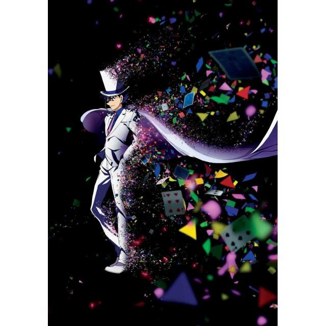 Magic Kaito 1412 Blu-ray Disc Box Vol.2 [Limited Edition]