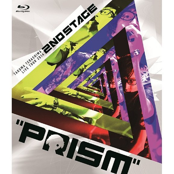 Prism (Live Tour 2014 2nd Stage Live Bd)