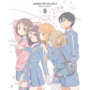 Sword Art Online II Vol.9