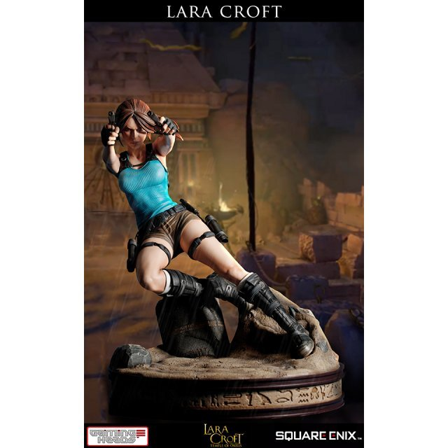 Tomb Raider Statue: Lara Croft Temple of Osiris