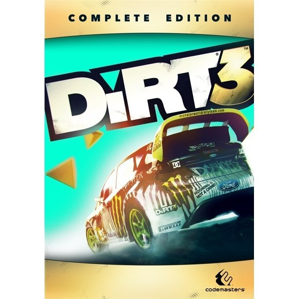 Dirt 3 Complete Edition (Steam)