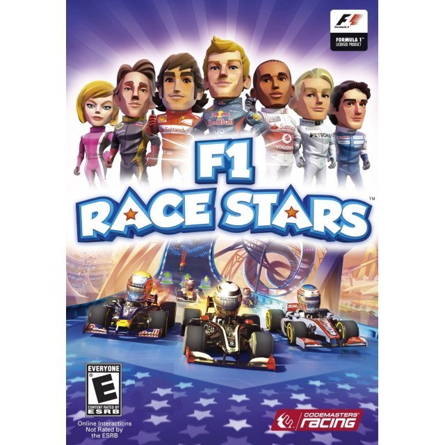 F1 Race Stars (Steam)