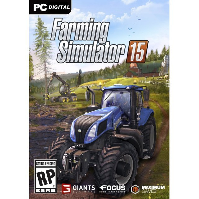 Farming Simulator 15 (Steam)