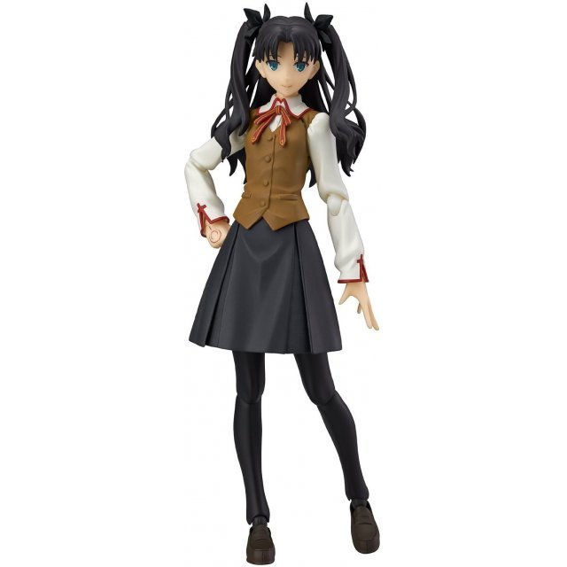 figma Fate/stay Night Unlimited Blade Works: Rin Tohsaka 2.0