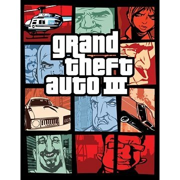 Grand Theft Auto III (Steam)