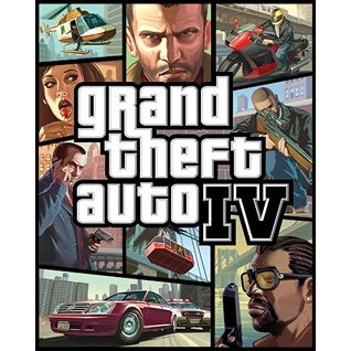 Grand Theft Auto IV (Steam)