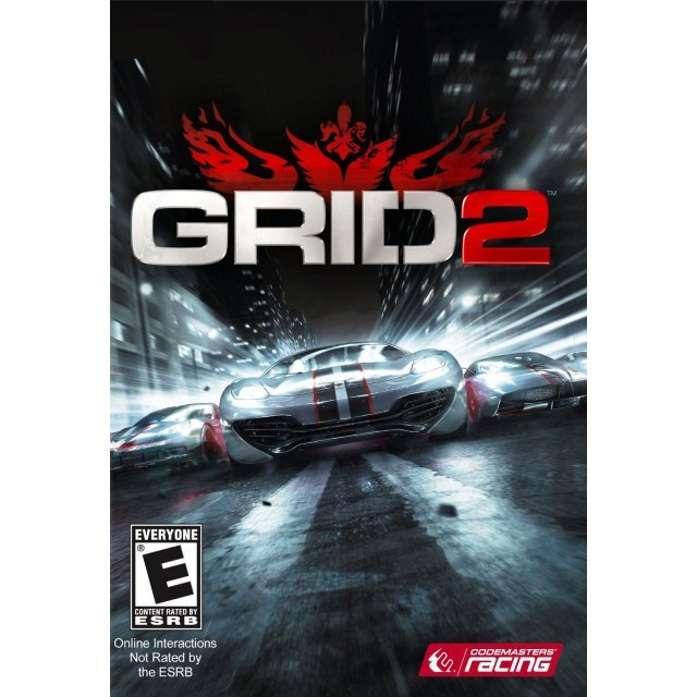 Grid 2 (Steam)