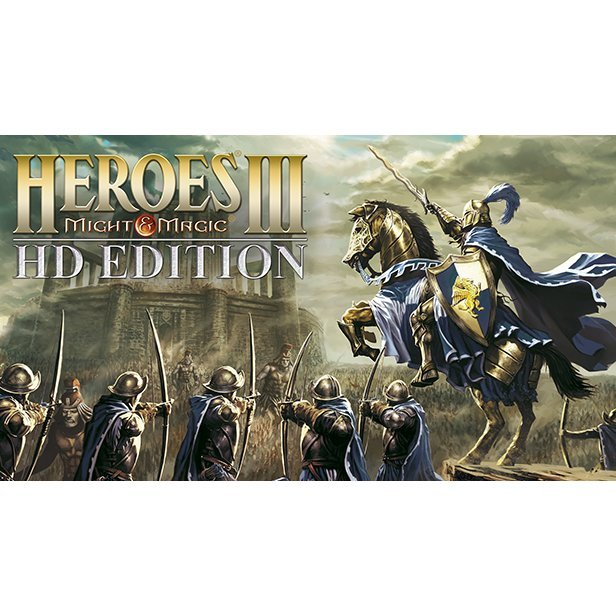 Heroes of Might & Magic III - HD Edition (Steam)