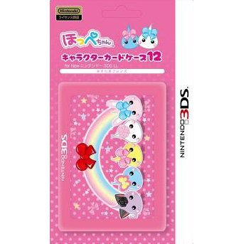 Hoppe Chan Card Case 12 for 3DS (Pink)