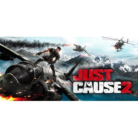 Just Cause 2 (Steam)