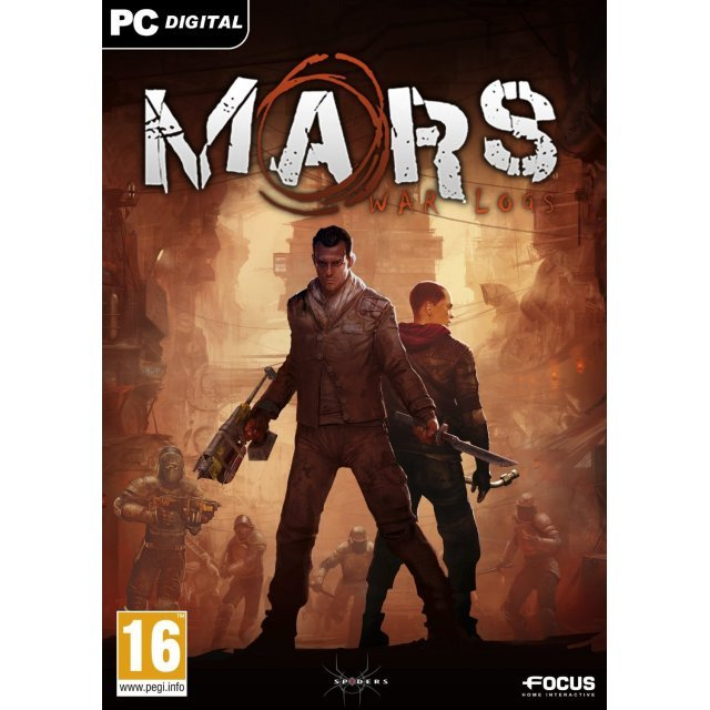 Mars: War Logs (Steam)