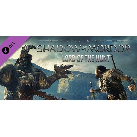 Middle-earth: Shadow of Mordor - Lord of the Hunt [DLC] (Steam)