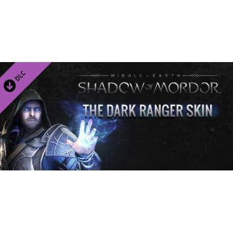 Middle-earth: Shadow of Mordor - The Dark Ranger Character Skin [DLC] (Steam)