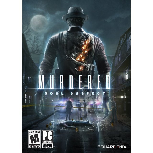 Murdered: Soul Suspect (Steam)