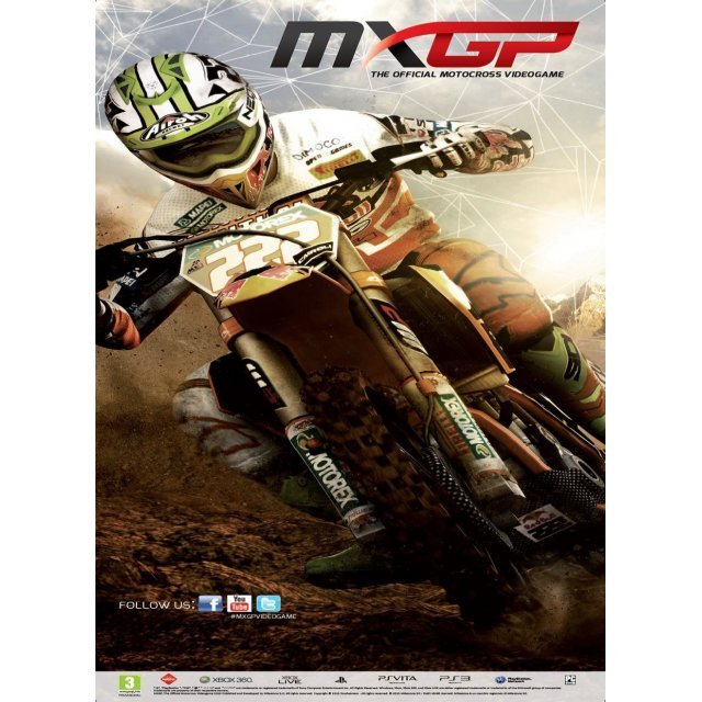 MXGP: The Official Motocross Videogame (Steam)