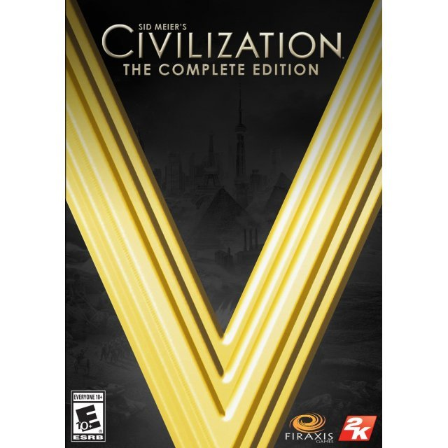 Sid Meier's Civilization V: The Complete Edition (Steam)