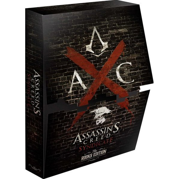 Assassin's Creed Syndicate (The Rooks Edition) (DVD-ROM)