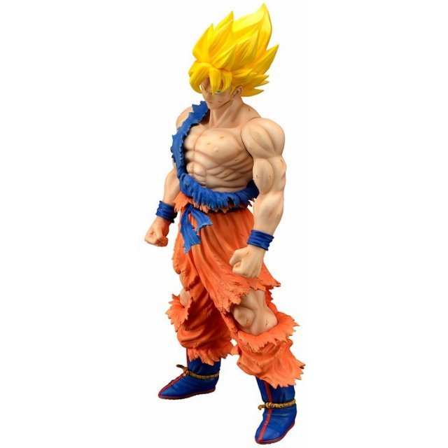 Dragon Ball Z Gigantic Series: Super Saiyan Son Goku Damage Ver.