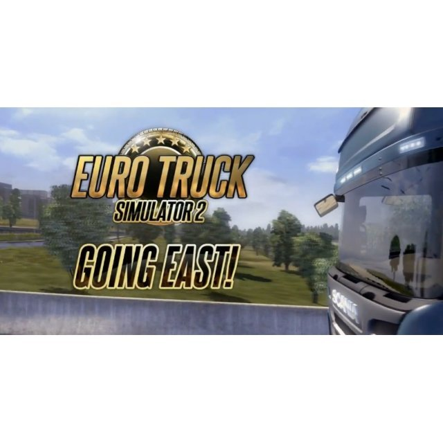Euro Truck Simulator 2 - Going East! [DLC] (Steam)