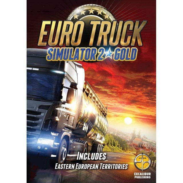 Euro Truck Simulator 2 - Gold Edition (Steam)