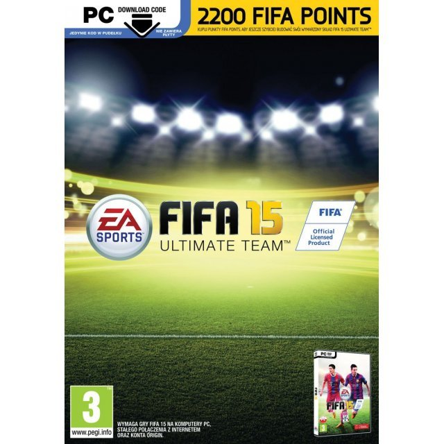 FIFA 15 - FIFA Ultimate Team 2200 Points (Origin)