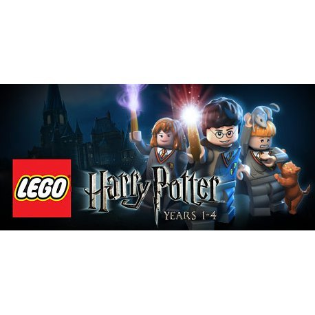 LEGO Harry Potter: Years 1-4 (Steam)