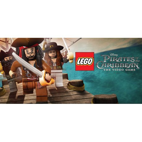LEGO Pirates of the Caribbean (Steam)