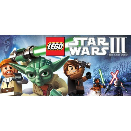 LEGO Star Wars III: The Clone Wars (Steam)