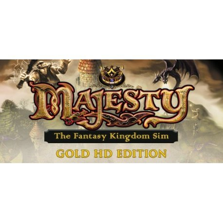 Majesty Gold HD (Steam)