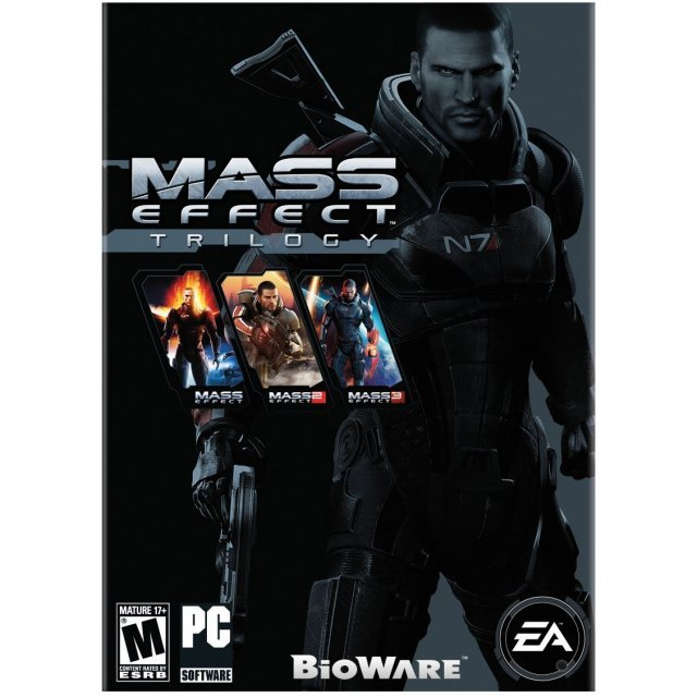 Mass Effect Trilogy (Origin)