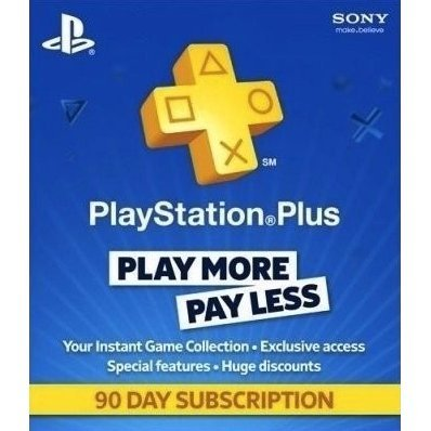 PlayStation Plus 90 Day Subscription [Poland]