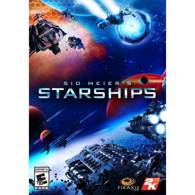 Sid Meier's Starships (Steam)
