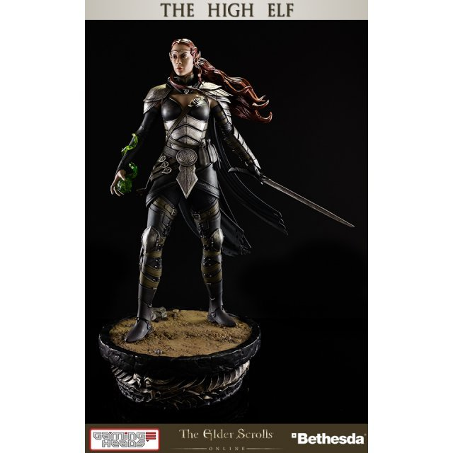 The Elder Scrolls Online Statue: Heroes of Tamriel - The High Elf