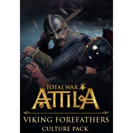 Total War: Attila - Viking Forefathers Culture Pack [DLC] (Steam)
