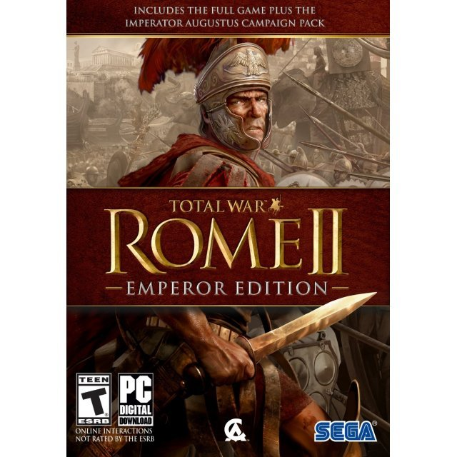 Total War: Rome II - Emperor Edition (Steam)