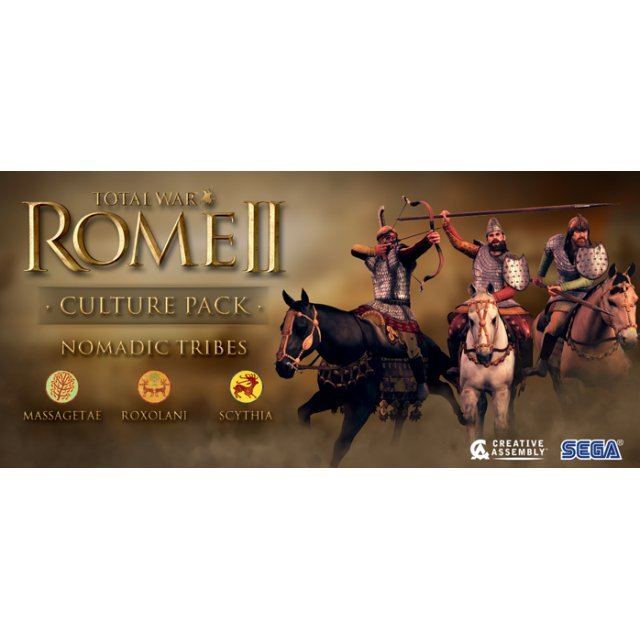 Total War: Rome II - Nomadic Tribes Culture Pack [DLC] (Steam)