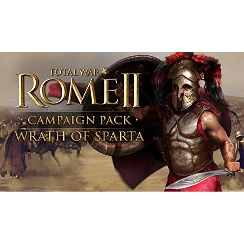 Total War: Rome II - Wrath of Sparta [DLC] (Steam)