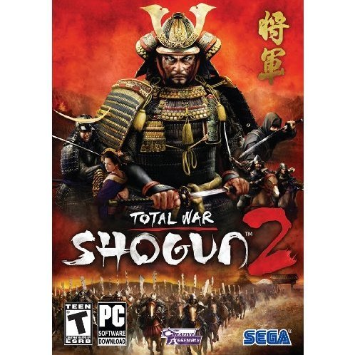 Total War: Shogun 2 (Steam)