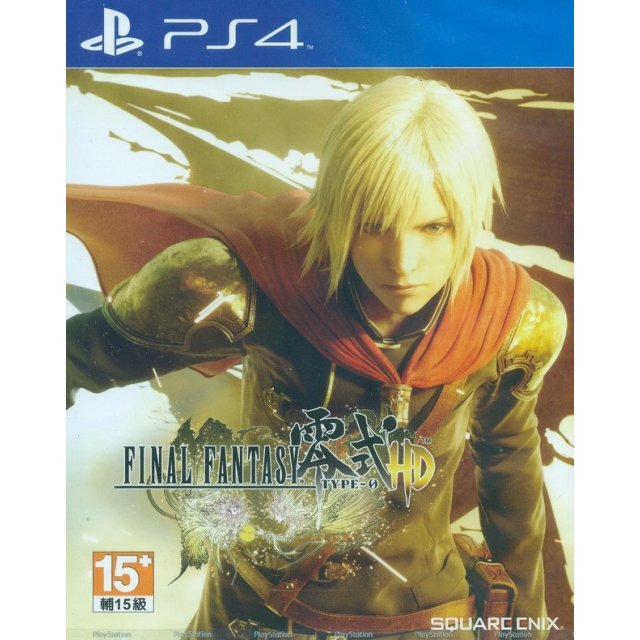 Final Fantasy Type-0 HD (Chinese & Korean Subs) Preowned