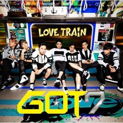 Love Train [CD+DVD Limited Edition Type B]